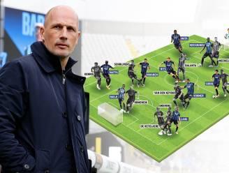 Club Brugge begint morgen in Luik aan zwaar najaar: het rotatieplan van Philippe Clement