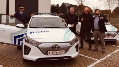 Politiezone Puyenbroeck koopt twee elektrische auto's