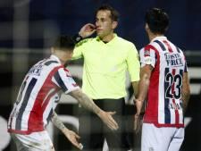 VAR speelt absolute hoofdrol tijdens remise tussen PEC Zwolle en Willem II