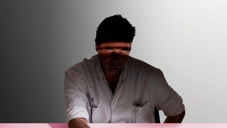 Oncoloog Michael Gerhards Beeld Anouk van Kalmthout