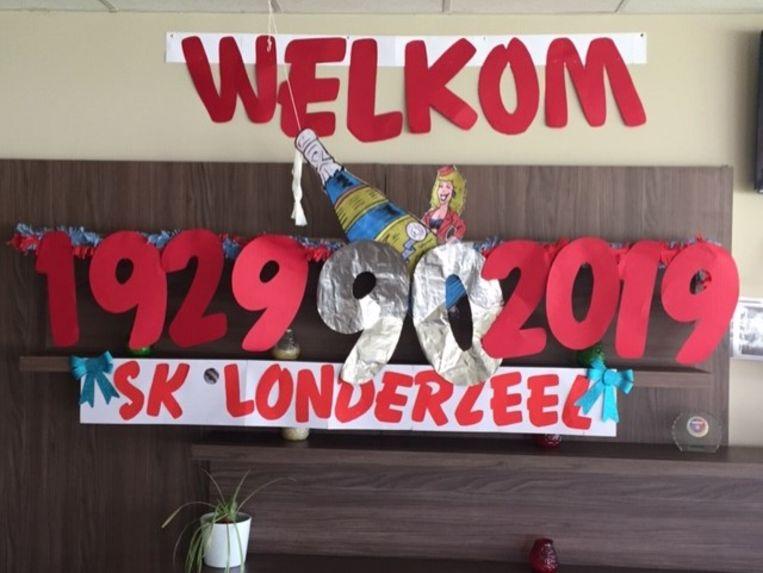 SK Londerzeel viert zaterdag feest.