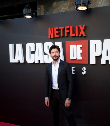 La Casa de Papel in april 2020 te zien