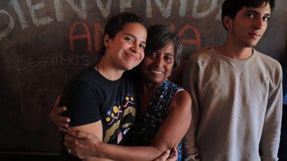 Amaya Coppens vrijgelaten in Nicaragua