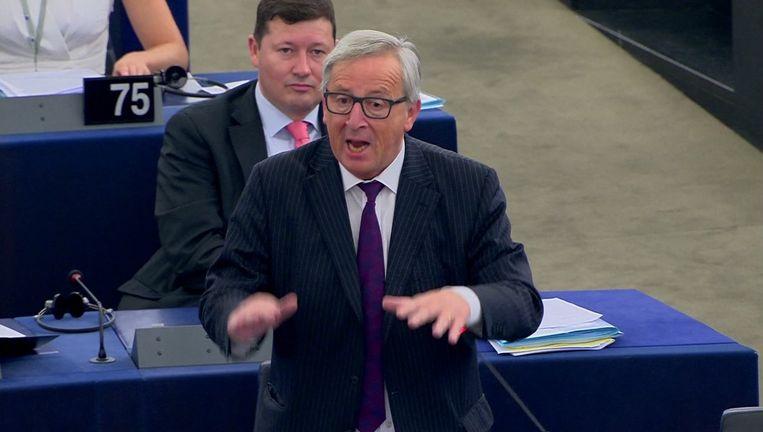 Europees commissievoorzitter Jean-Claude Juncker