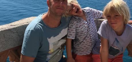 """Carl (41) wil als eerste Belg in z'n eentje de oceaan over roeien: """"Hopelijk word ik niet gek van eenzaamheid"""""""
