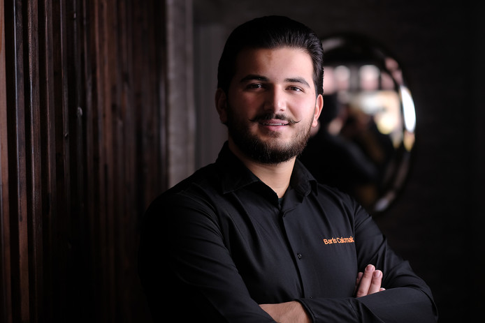 Baris Cakmak, organisator van Ondernemersbeurs Doesburg.