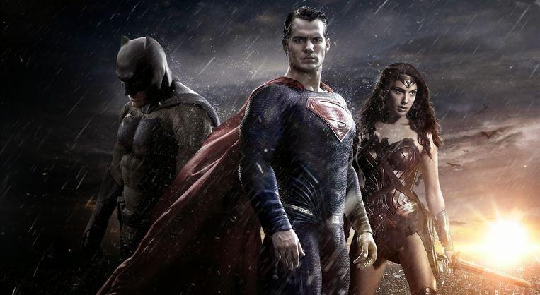Batman v Superman Dawn of Justice (Zack Snyder, 2016). Beeld null