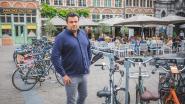 """Uitbaters Veerleplein hebben het gehad: """"Fietsrekken en bouwwerven op ons plein, terwijl terrasuitbreiding niet mocht. En dat net in de beste periode"""""""
