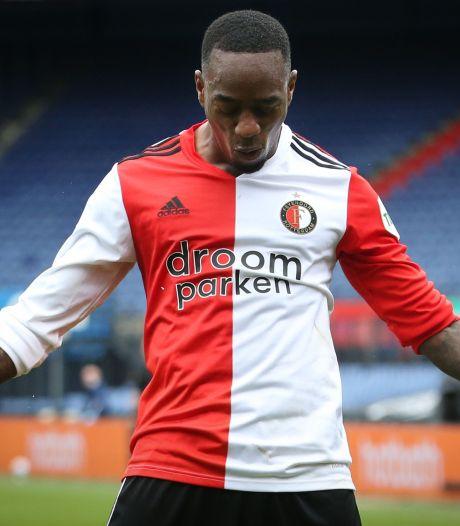 Feyenoord met nieuwe sponsornaam op shirt in Europa League