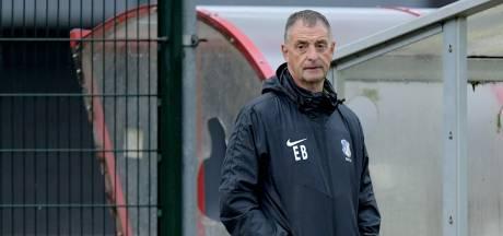 Brandts wil 'vuurvreters' zien bij FC Eindhoven: 'Misschien iets te optimistisch geweest'
