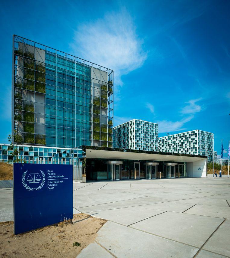 Het Internationaal Strafhof. Beeld ANP