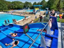 Water Veers zwembad woensdag weer op temperatuur
