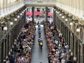 75.000 personnes ont assisté à la présentation des équipes du Tour à Bruxelles