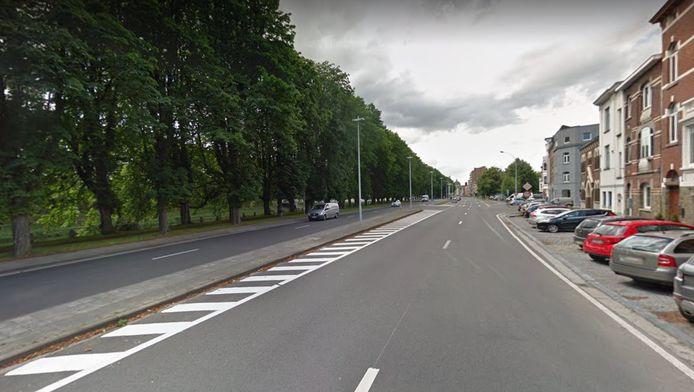 Quai des Ardennes, à Liège, va être réaménagé pour plus de convivialité.