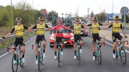 LIVE VUELTA. Wie sprint naar de bloemen in laatste etappe?