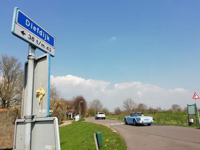 De Diefdijk in Leerdam.