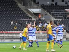 Dekker leidt De Graafschap in besloten oefenduel langs Eintracht Braunschweig