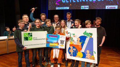 Tuinbouwschool Melle wint Nederlandse scholenwedstrijd