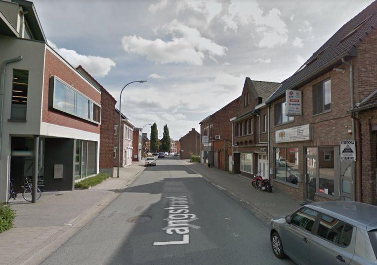 De Langstraat in Eisden-Dorp.