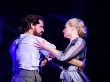 Brigitte Heitzer speelt 'thuiswedstrijd' met Evita in Zuiderstrandtheater