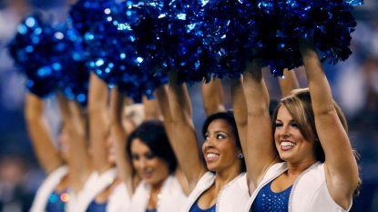 Een maximumgewicht en regels over intieme hygiëne: zo seksistisch is de wereld van de NFL-cheerleaders