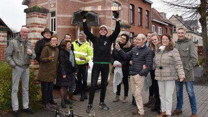 Skatestunt Jef (20) levert 1.700 euro op