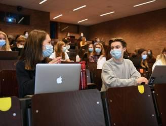 KU Leuven past code rood aan vanaf 30 november
