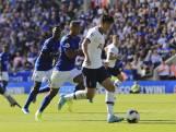 Leicester klopt Spurs ondanks 'struikeltreffer' Kane