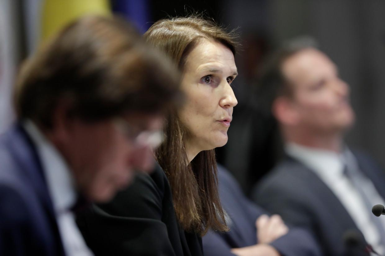 Het is aan premier Sophie Wilmès om het land nu een perspectief te bieden.