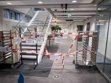 Saxion wil voor zomer betonvloer verstevigen