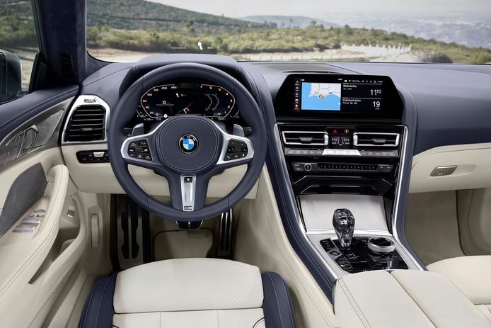 BMW 8 Serie Gran Coupé