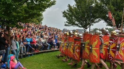 Gallo-Romeins Weekend verhuist naar De Balokken