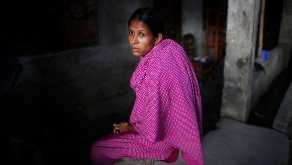 Salma werd gered uit het puin van de ingestorte Rana Plaza-textielfabriek. Meer dan 1.100 anderen hadden dat geluk niet.