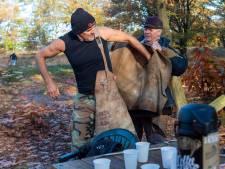 Na tien jaar strijd blijft alleen picknickbank over voor hondenclub in Emst