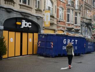 JBC Leuven gesloten tot en met 5 maart