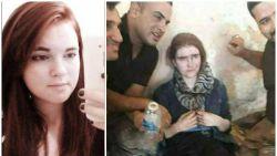 """""""Ik wil gewoon naar huis"""": tiener (16) die naar Irak reisde om zich bij IS te voegen zegt spijt te hebben"""