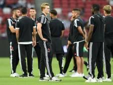 Lucas Moura scoort minuut na invalbeurt De Ligt bij Juventus