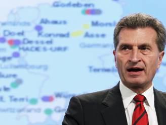 Europese Commissie wil radioactief afval definitief bergen