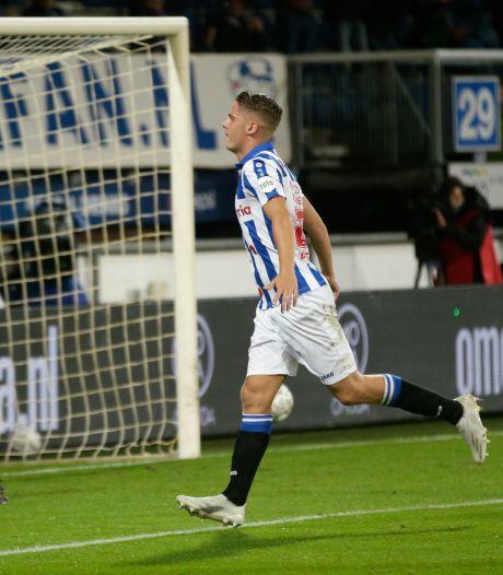 Heerenveen wint ook van VVV en evenaart stokoud record