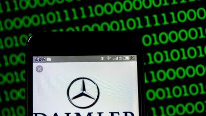 Nieuwe sjoemelsoftware bij Daimler ontdekt