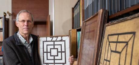 Wim (70) verzamelt damborden: 'Ik heb bijna honderd verschillende'