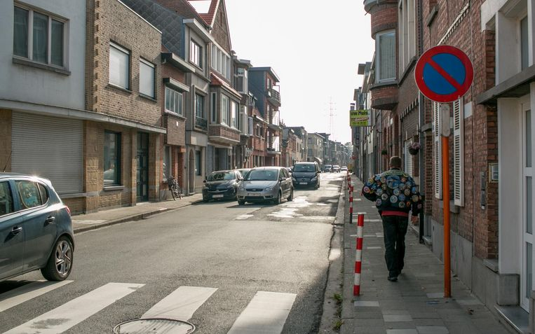 De Hoveniersstraat wordt begin 2018 een éénrichtingsstraat, behalve voor het busverkeer.