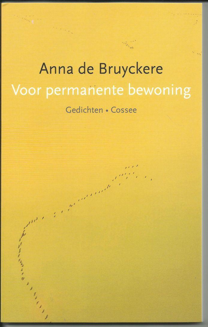 cover 'Voor permanente bewoning' van Anna de Bruyckere