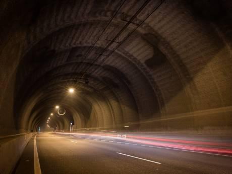 Vanuit de tunnel naar Terneuzen? Tot en met donderdag omrijden!