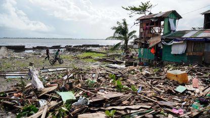 Dodental door tyfoon op Filipijnen opgelopen tot 47
