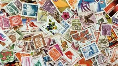 Ruilvergadering voor postzegels