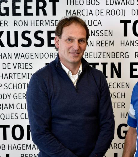 De Wit per direct weg bij Vitesse, Pascal van Wijk nieuwe directeur