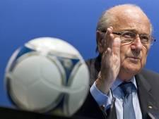 FIFA wist herinnering aan Blatter uit