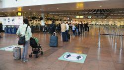 Zo verliep heropstart Zaventem met 4.000 passagiers: één passagier met Covid-19-symptomen geweigerd