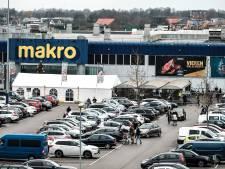Makro sluit tijdelijk non-foodafdeling na felle kritiek: 'Heel verstandig'
